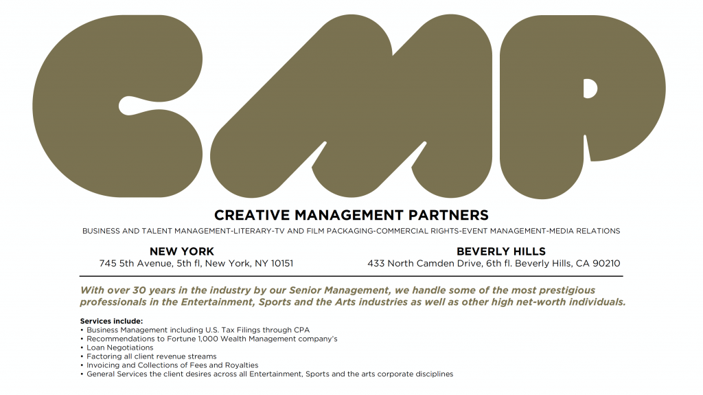 Creative Management Partners